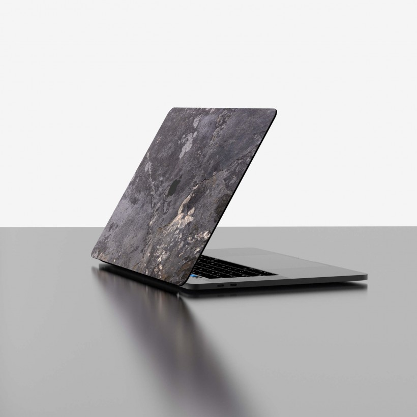 The MacBook Slate Skin Transocean
