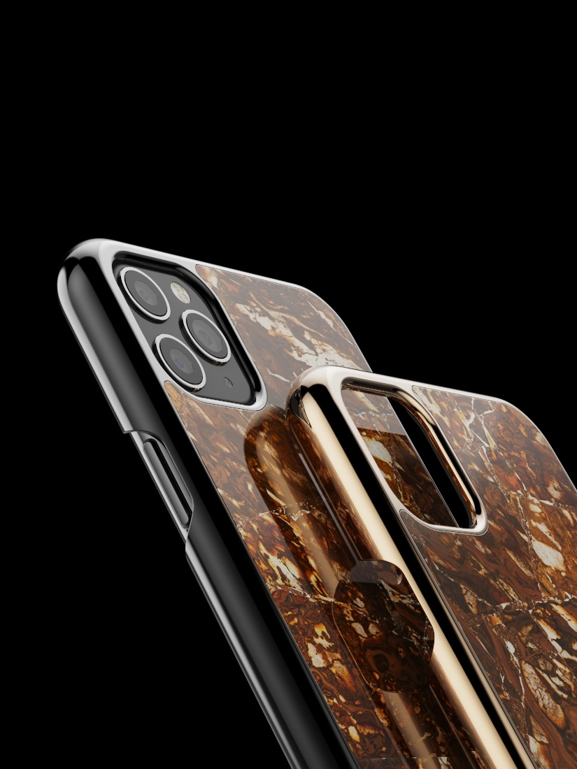 The iPhone Precious Case Tigers Eye