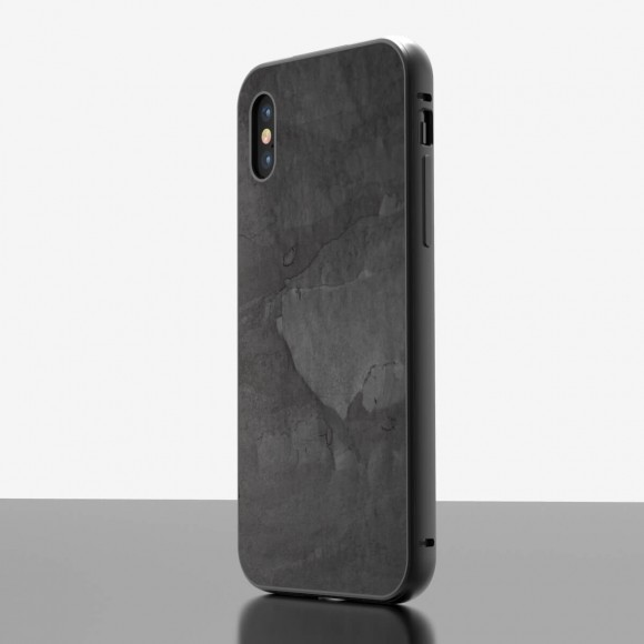 The iPhone Slate Case Black Impact