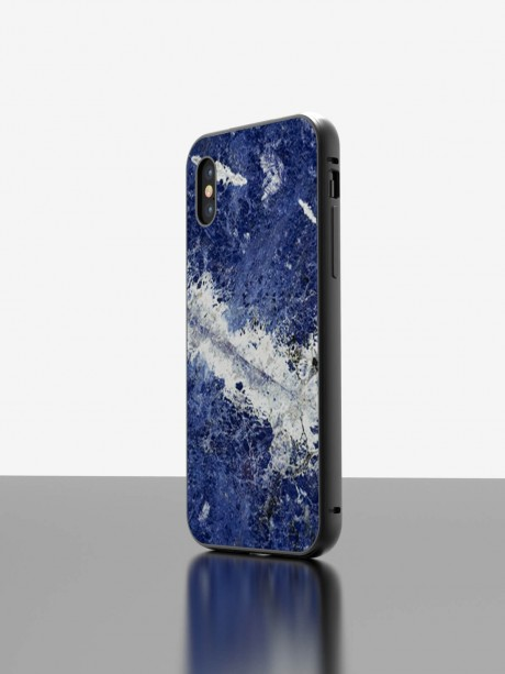 The iPhone Granite Case Lapis Lazuli