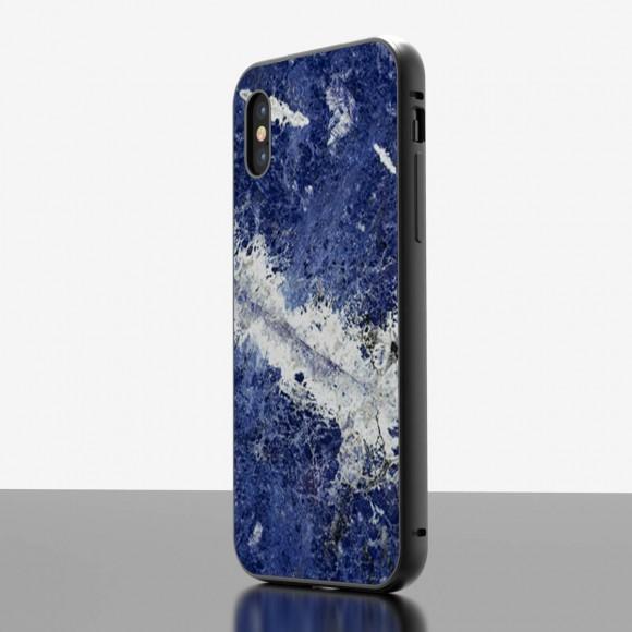 The iPhone Granite Case Lapis Lazuli