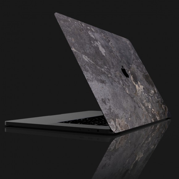 The MacBook Slate Skin Transocean