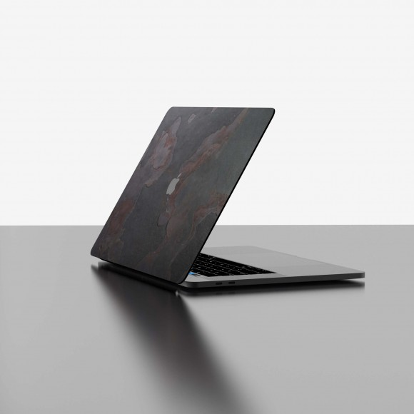 The MacBook Slate Skin Vulcano Dust