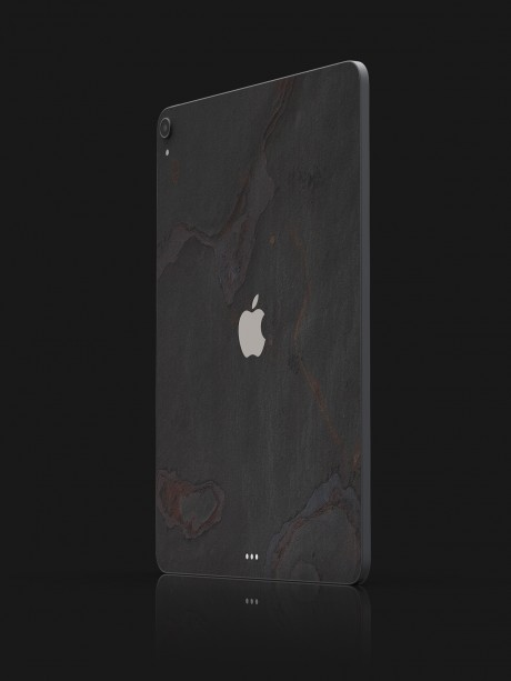 The iPad Slate Skin Vulcano Dust