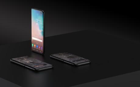 The Galaxy S10 Slate Case Transocean