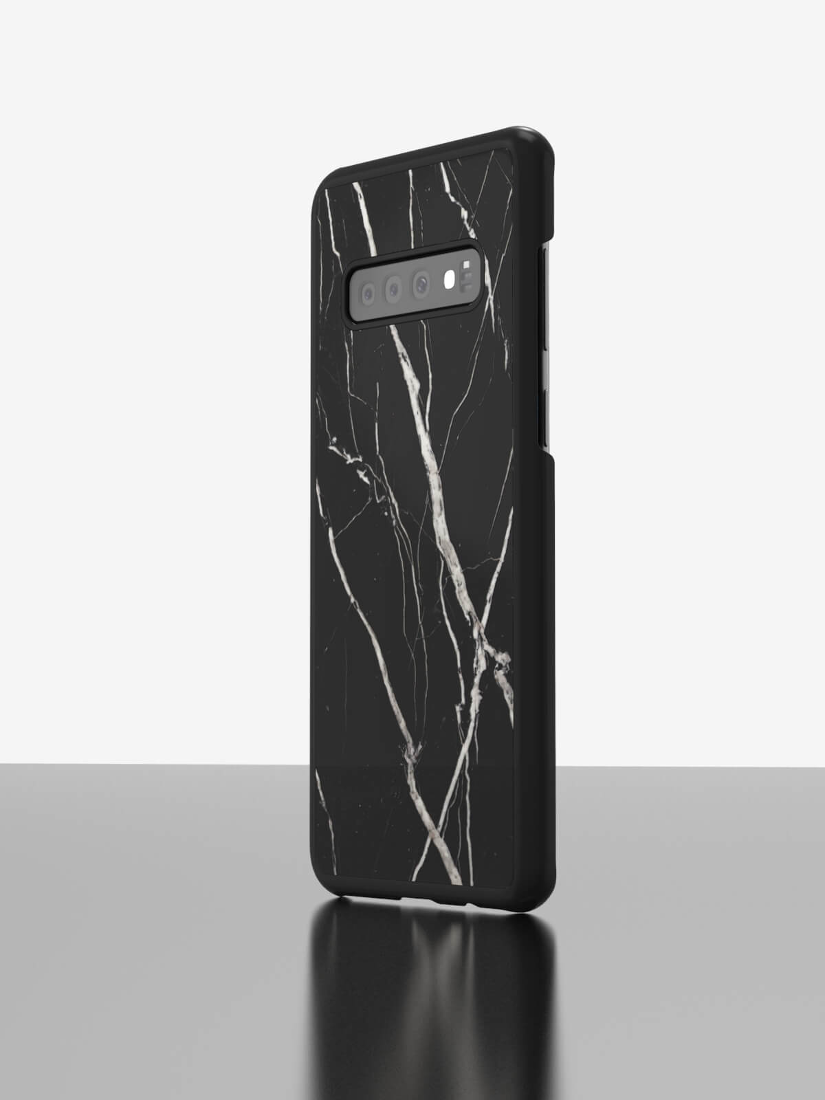 The Galaxy S10 Marble Case Nero Marquina