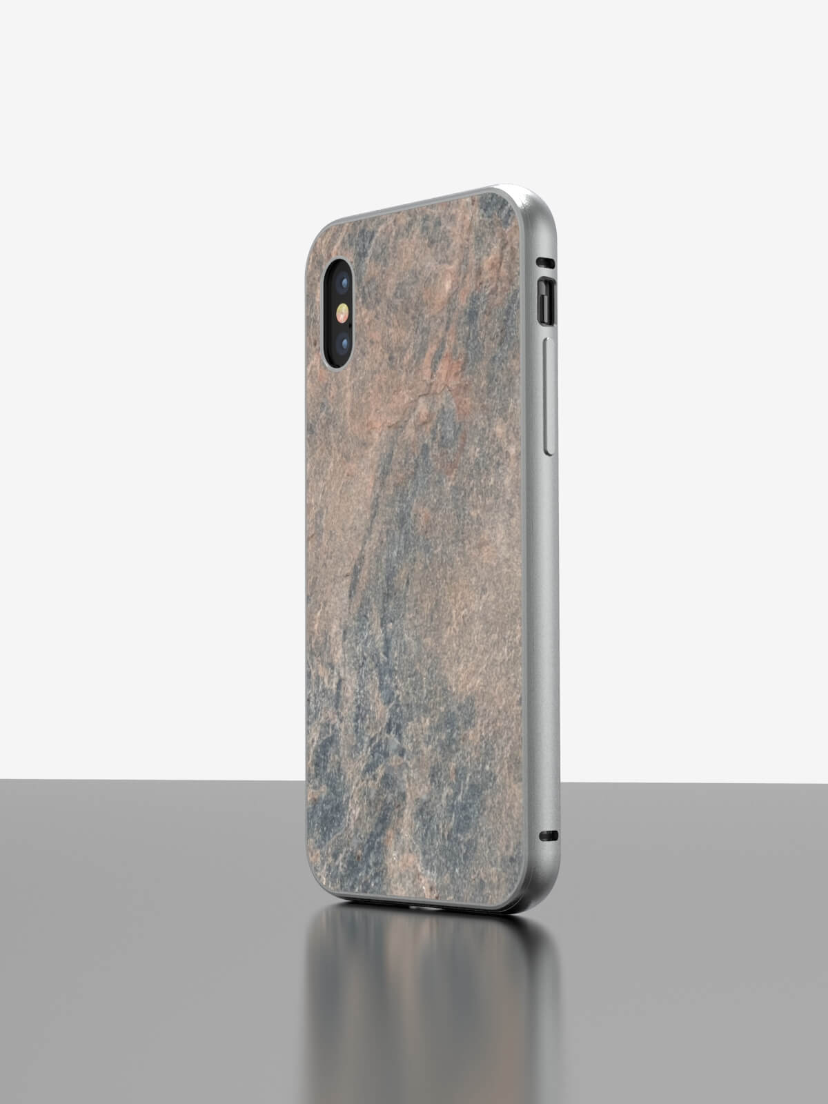 The iPhone Slate Case Shades of Copper
