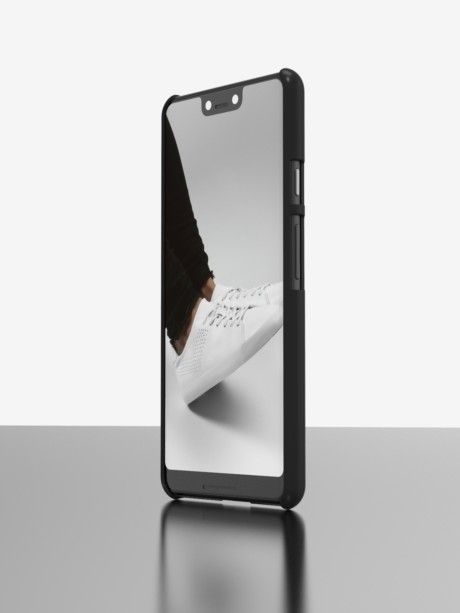 The Real Slate Case Google Pixel Black Impact