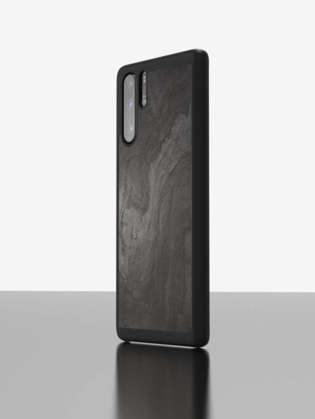 The Huawei P Slate Case Black Impact