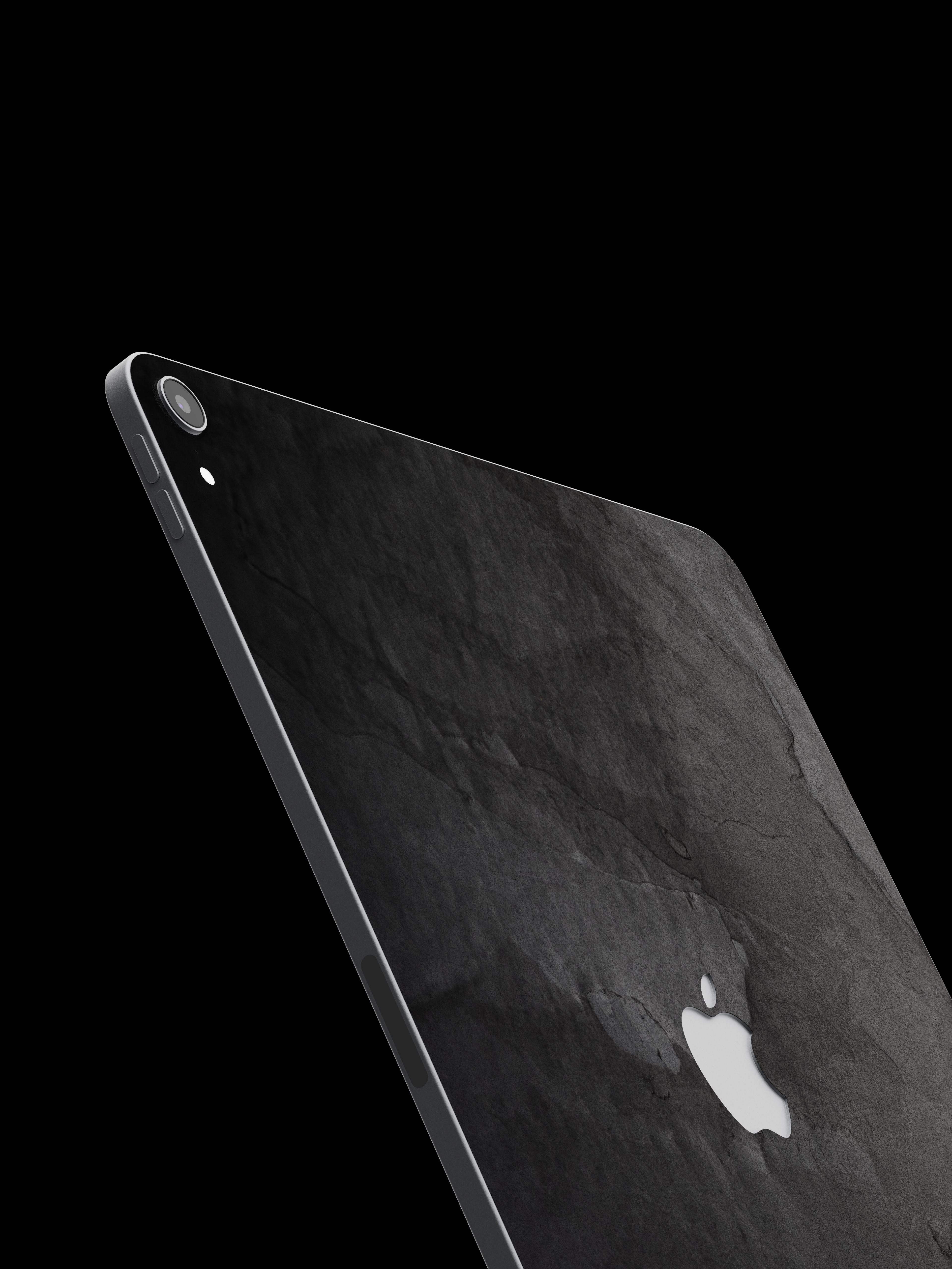 The iPad Slate Skin Black Impact
